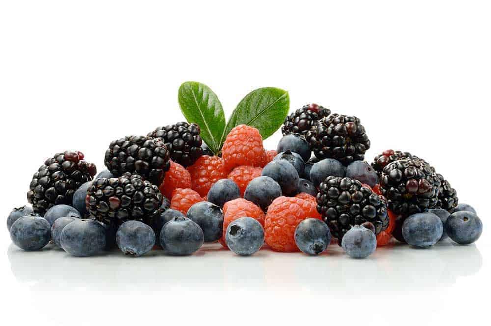 Disfunzione erettile, frutti rossi per prevenirla
