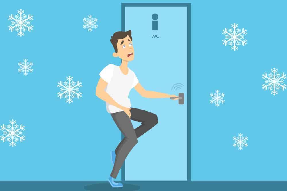 Perché con il freddo aumenta lo stimolo a urinare?