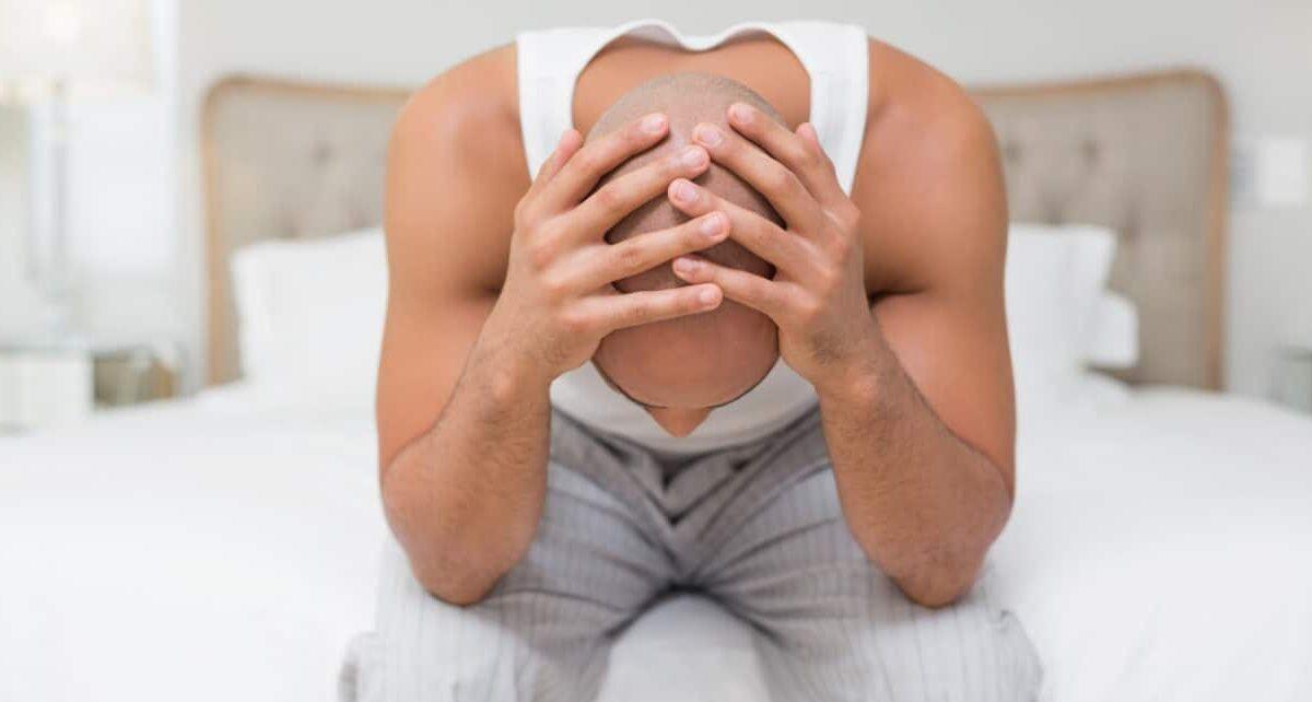 Problemi di erezione a 40 - 50 anni, cause e cure