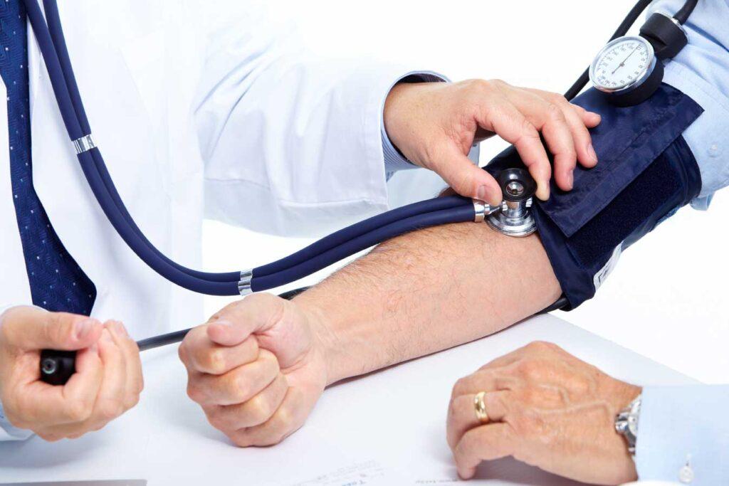 erezione con ipertensione